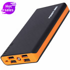 5000000mAh 4 USB Backup External Battery Power Bank Charger for Cell Phone US