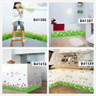 Grass Feet Line Home Bedroom Decor Removable Wall Sticker Decal Decoration
