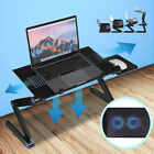 360  Adjustable Laptop Table Stand Lap Sofa Bed Tray Lazy Computer Notebook Desk