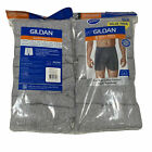 Boxer Briefs Shorts Solid Colors Shorts Underwear 3 in a Pack Size EXLarge 40-42