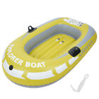 River Rowing Boat Raft Canoe Kayak Dinghy Air Boat Fishing Drifting Inflatable