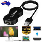 1080p 4k Hdmi To Usb 3.0 Video Capture Card Game Audio Video For Live Streaming