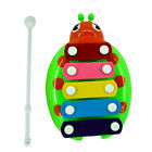 Toddler Xylophone Glockenspiel for Kids with Multi-Colored Steel Bars Included