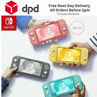 Nintendo+Switch+Lite+Gaming+Console+%2AAll+Variation%2A+Grey+Yellow+Coral+Turquoise