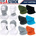 Cooling Neck Gaiter Face Mask Cover Bandana Scarf Sun Shield Cycling Motorcycle