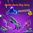 Mythic Storm King(msk)full Carry Any Powerlevel/mythic Weapons(read Description)
