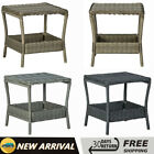 Garden Table Poly Rattan Patio Coffee Table Small Dining Table Modern Furniture