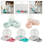 Pets Water Dispenser Small Dogs Bowl 2.8/1.8L Water Tank Cat Water Container