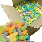 Eco Flo MULTI COLOURED Quality Biodegradable Loose Void Fill Packing Peanuts