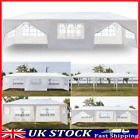 3X3/6/9M Garden  Up Gazebo Marquee Party Tent Wedding Canopy Shade Outdoor