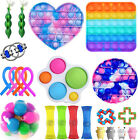 22 Pack Fidget Toys Set Sensory Tools Bundle Stress Relief Hand Kids Adults Toys