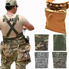 Magazine Dump Pouch MOLLE Tactical Utility Drop Pouch Recycling Bag Paintball US