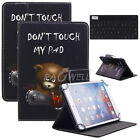 For Barnes & Noble Nook HD/HD + 7.0 9.0 10.1inch Tablet Print Leather Stand Case