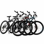 Adult Mountain Bike 21 Speed 26 inch Double Disc Brake Anti Slip Cool Bike