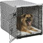 MidWest Dog Crate Cover, Privacy Dog Crate Cover Fits MidWest Dog Crates