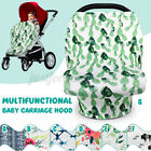 Multifunctional Baby Breastfeeding Cover Car Seat Cover Canopy Nursing Cover W