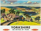 Vintage Travel Poster & Railway Posters Popular Retro Wall Art Prints A5/A4/A3