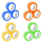 NEW BOXED BULK WHOLESALE Magnetic Ring Fidget Spinner Stress Relief x BOX of 300