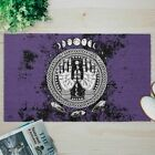 Wicca Door Mat Mystery Hand Welcome Mats Gothic Halloween Home Decor For Witches