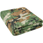 Camouflage Net,Camo Netting,Camo Burlap Cradle Mesh for Hunting Blind SunshadeCamouflage Materials - 177911