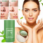 1/2Pcs Green Tea Purifying Clay Stick Mask Anti-Acne Deep Clean Acne Remover US