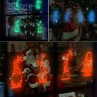 30*20cm Christmas Removable Wall Stickers Glowing Luminous Decal Xmas Home Decor