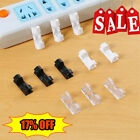 20Pc Wire Organizer Securing Cables Clamp Storage Clips Buckle Line Finishing202