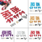 Rc Car Metal Upgrades Parts Kit For 1/14 Wltoys 144001 Bearings Accessory 124019
