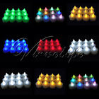12PCS Turn On\Off LED Candles Wedding Party Xmas Favor