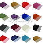 "30PCS Sheer Organza Table Runners 12"" x 108"" Wedding Party Decorations Colors"