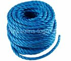 Poly Rope Polypropylene Cord Tarpaulin Camping Agriculture Marine Blue or White