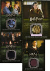 Cho Chang Ginny George Weasley Costume Card C4 C5 C6 C15 Harry Potter OP OotP