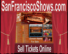 San Francisco Shows .com Theatre Domain Name For Sale Tickets Sports Events URL