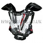 EVS VEX CLEAR CHEST PROTECTOR SIZES ADULT MOTOCROSS BODY ARMOUR