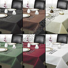 Chequers Tablecloth - Many Sizes and Colours