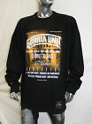Men's G-Unit Black/Orange Long Sleeve T-Shirt