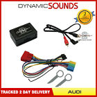 CTVADX001 & CT22AU01 MP3 iPod iPhone Aux Input Interface AUDI A2 A3 A4 A6 A8 TT