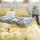 Queen/Double Size Duvet Covers or Fitted Sheets or Pillowcases 100% Cotton Linen