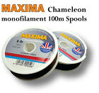MAXIMA *CHAMELEON* Fishing Line : Best Fishing Monofilament Mono on 100m Spools