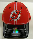 NHL New Jersey Devils Reebok Structured Flex Cap Hat NEW