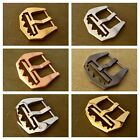20, 22, 24 & 26 mm Watch Strap BUCKLE Submarine Style Screw-Pin Brushed Polished