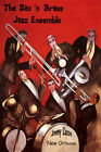 New Orleans Jimmy Saxon Jazz Band Great Music Vintage Poster Repro FREE S/H