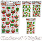 Christmas Pop Up Craft Stickers - Choice of 4 Styles