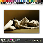 Sexy Female NUDES EROTIC  Canvas Print Framed Photo Picture Wall Artwork WA
