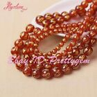 8MM 10MM 12MM ROUND CARVED MANTRA TIBETAN RED AGATE GEMSTONE BEADS STRAND 15""