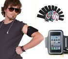 Adjustable Running Sports Gym Workout Armband Case Cover For Apple iPhone 5 5th
