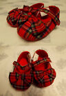 Great Gift: Baby Royal Stewart Shoes Various Sizes (0-18 Month)
