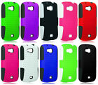 For Samsung Galaxy Axiom R830 Cover Apex Hybrid Cell Phone Case Accessory