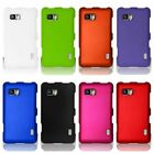 For LG Mach / LG Cayenne LS860 Cover Solid Hard Cell Phone Cases Accessory
