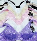 1 Bra OR Lot of 6 Bras, LACE FULL COVER CUP UNDERWIRE MAMA BRA NEW B C D BR1121L
